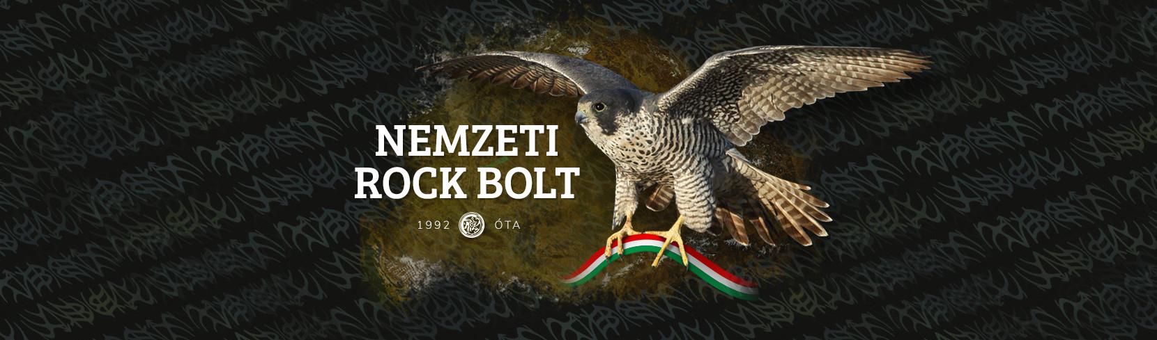 3d9248915b Nemzeti Rock Bolt webáruház.